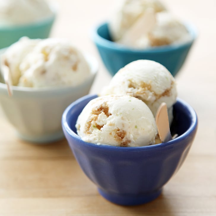 Key Lime Pie No-Churn Ice Cream Recipe | POPSUGAR Food