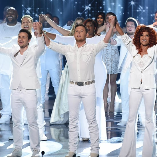Past American Idol Contestants Sing Together on the Finale