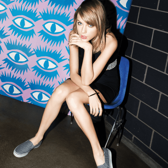 Taylor Swift Keds Campaign Fall 2015