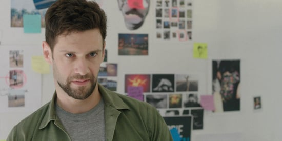 JUSTIN BARTHA Shows New Range As He Embraces The Dark Side In WHITE GIRL!