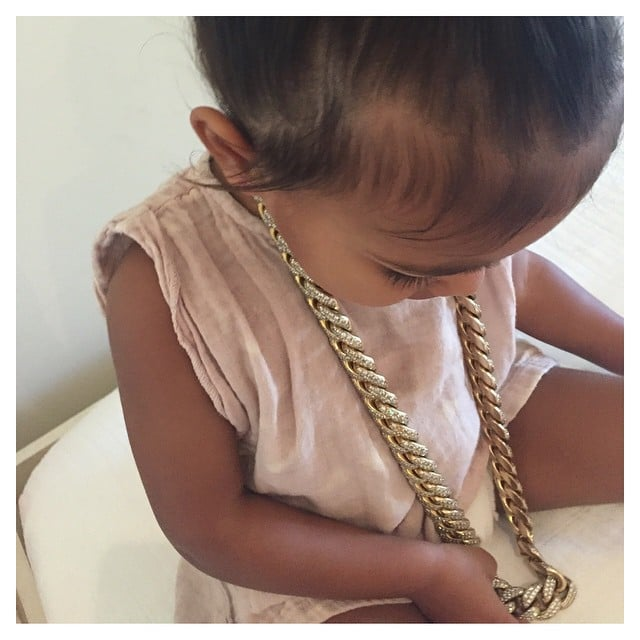 58 Supercute Snaps of North West