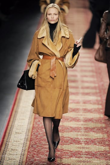 Le Smoking at Hermès Fall 2008: Love It or Hate It?