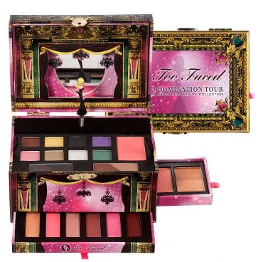 Saturday Giveaway! Too Faced World Domination Tour All Access Backstage Beauty Collection