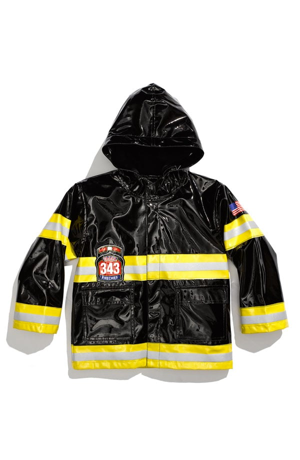 Western Chief Fireman Lighted Raincoat ($45)
