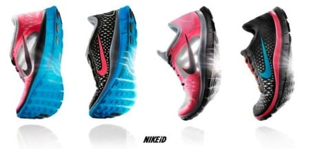 Select the Nike+ ready Free 5.0 midsole for a supportive, cushioned ride. For a more barefoot-like feel, opt for the Free 3.0 midsole.