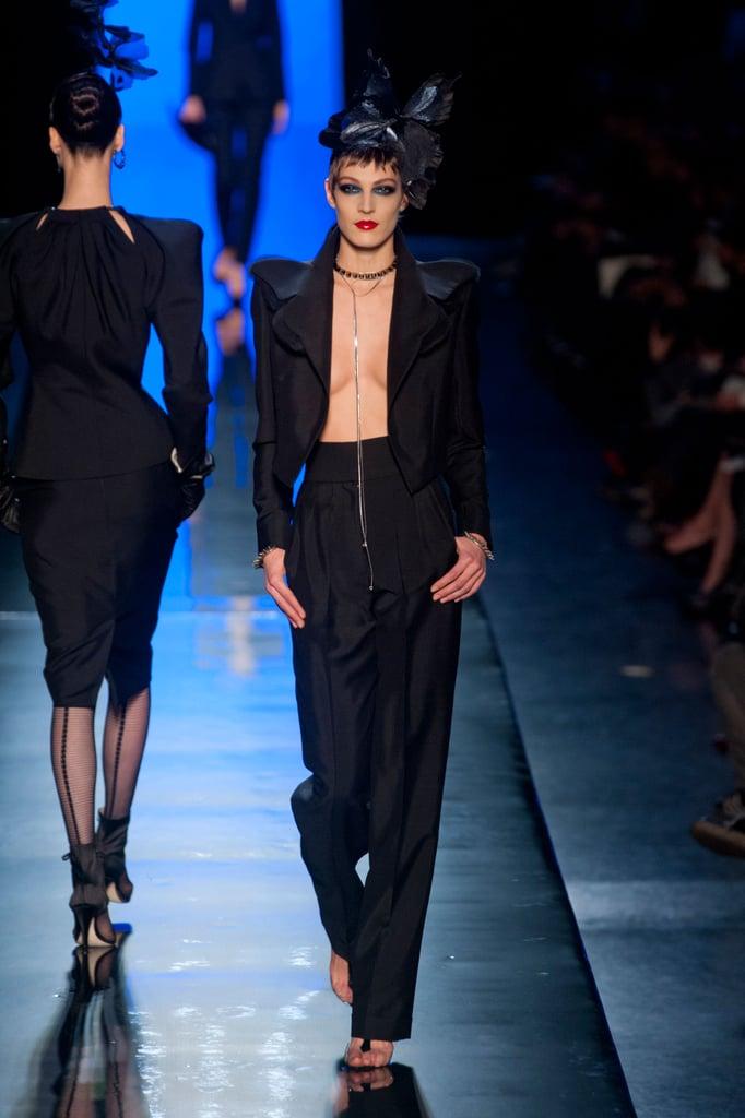 Jean Paul Gaultier Haute Couture Spring 2014
