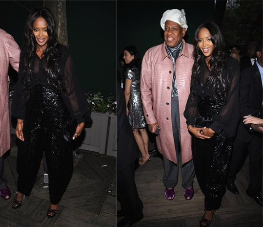 Love it or Hate it: Naomi Campbell at CFDA Awards