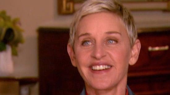 EXCLUSIVE: Ellen DeGeneres Says Wife Portia de Rossi is 'The Prettiest Fish in the Ocean'
