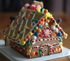 Nut Free Gingerbread House Kits