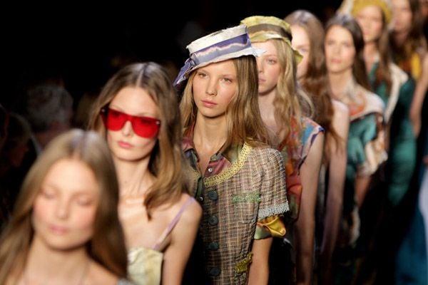 Milan Fashion Week: Moschino Cheap and Chic Spring 2009