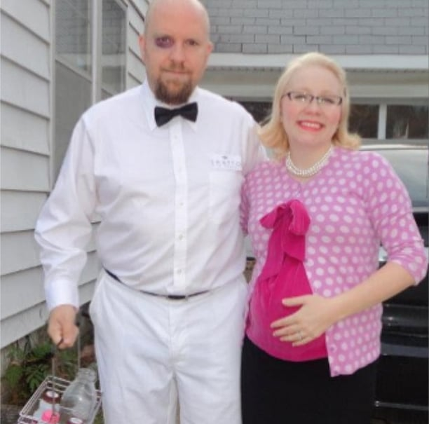 The Milkman and the '50s Housewife