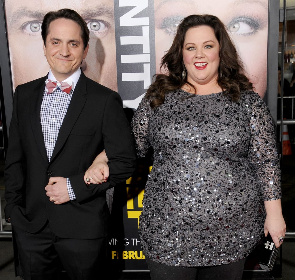 Jason and Melissa Debut Identity Thief With Their Better Halves