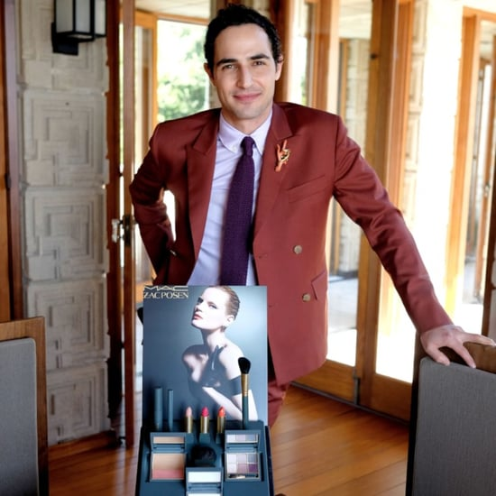 Zac Posen on His MAC Makeup Collection