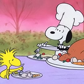 Thanksgiving Kids' Movies