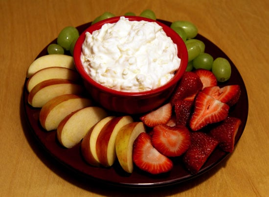 Recipe For Pineapple Ginger Fruit Dip