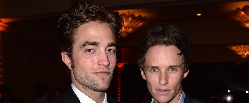 25 Pictures of Hot British Actors Being Hot Together