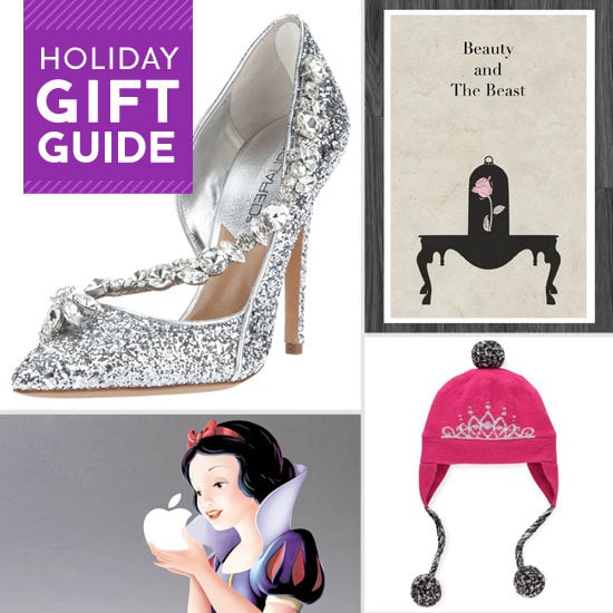 Whether it's a girlfriend who's still waiting for her prince charming or a sister who dressed as Belle every Halloween, anyone who's still got a soft spot for Disney princesses will love these gift ideas from TrèsSugar.