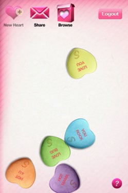 Sweethearts Candy and Twitter Team Up For Valentine's Day