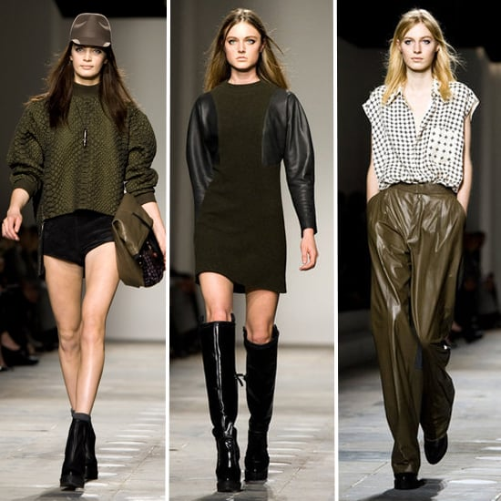 Review and Pictures of Topshop Unique London Fashion Week Runway Show
