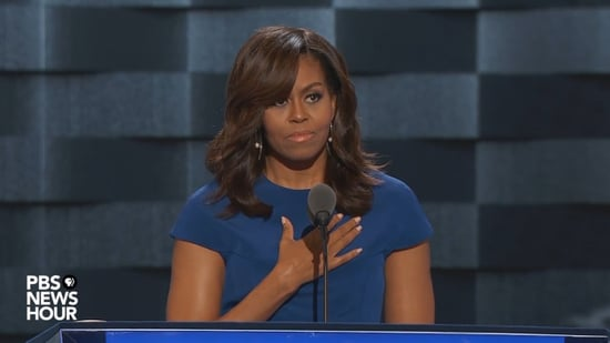 Michelle Obama SLAYED Last Night at the DNC