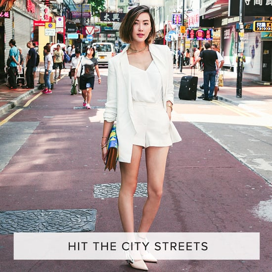 Hit the City Streets