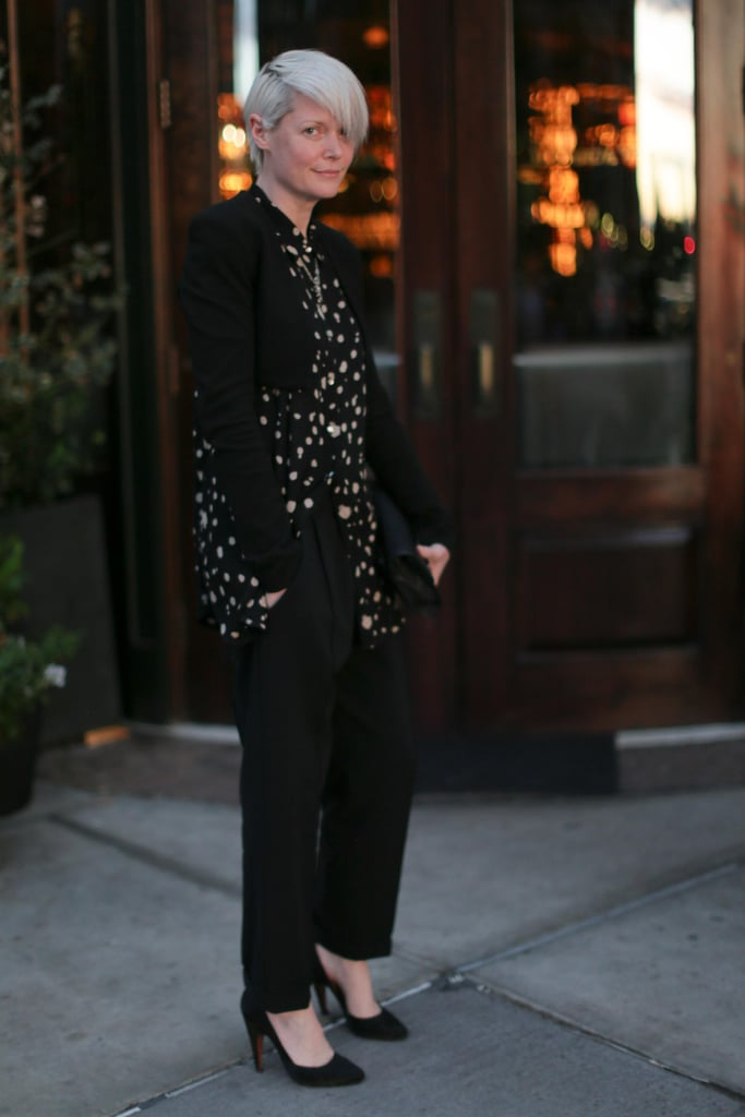 Kate Lanphear at the Chloé dinner celebrating its SoHo boutique in New York.  Photo courtesy of David X Prutting/BFAnyc.com