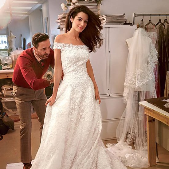 Oscar Dela Renta Wedding Gown: Famous Oscar De La Renta Wedding Dresses
