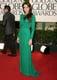Angelina Jolie in Atelier Versace in 2011.
