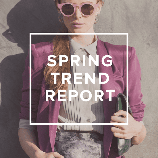 Top Trends For Spring 2014 | Shopping