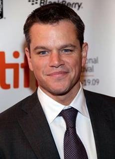 Matt Damon to Star in Cameron Crowe's We Bought a Zoo 2010-06-23 15:49:09