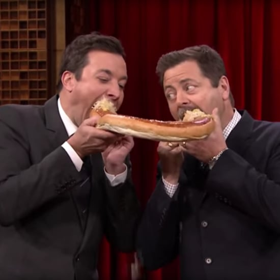 Nick Offerman on Jimmy Fallon November 2015