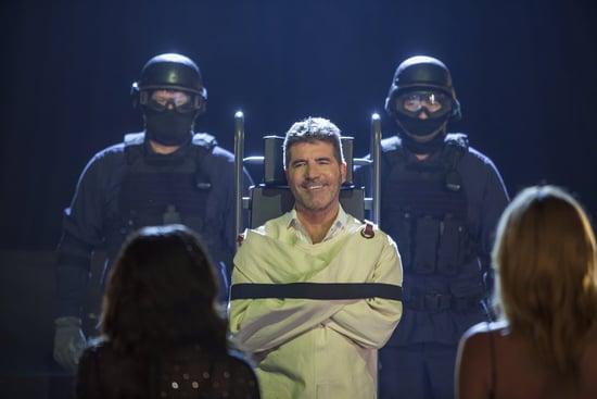 'America's Got Talent' Sneak Peek: Simon Cowell Channels Hannibal Lecter in Season 11 Promo