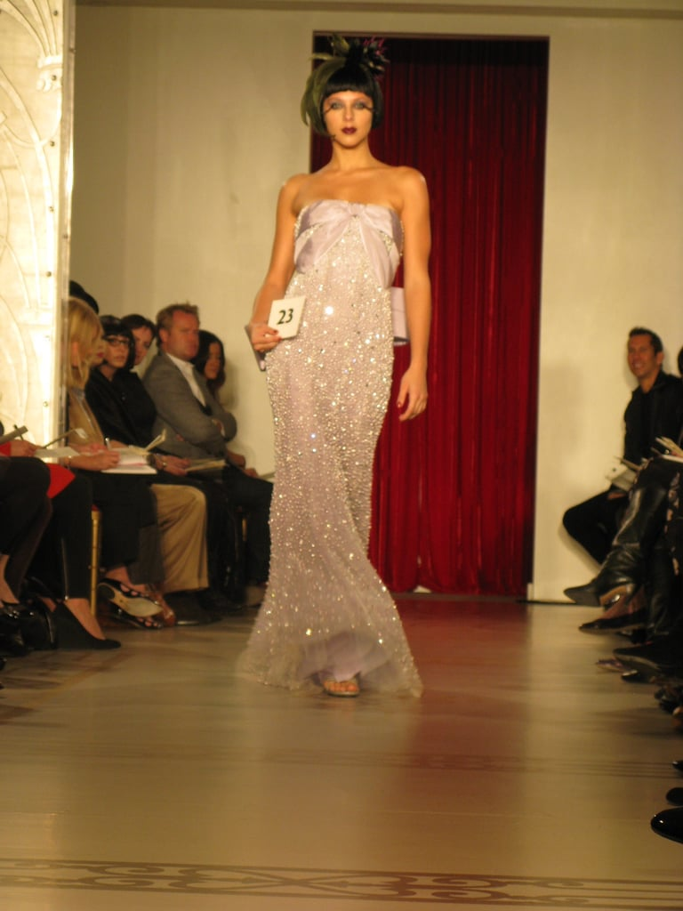New York Bridal Market: Reem Acra Fall 2009