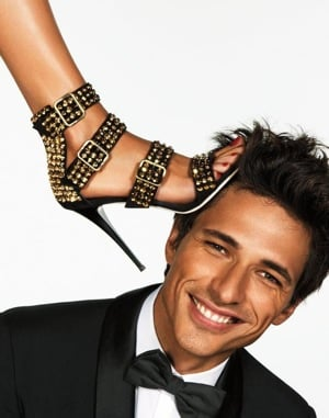 Pictures of 2010 Spring Giuseppe Zanotti Ad Campaign