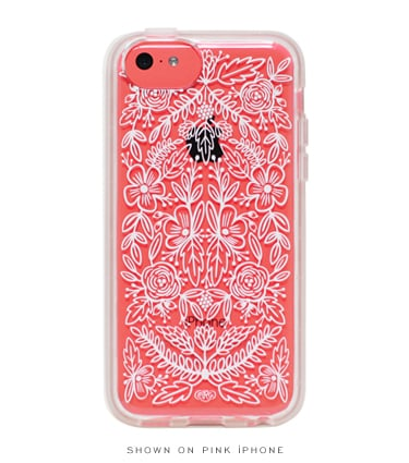 Rifle Paper Co. Lace iPhone 5C Case