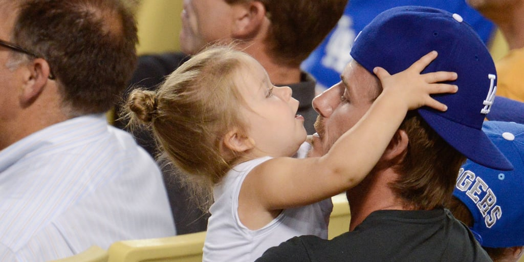 The Cutest Pictures of Harper Beckham You'll See All Summer