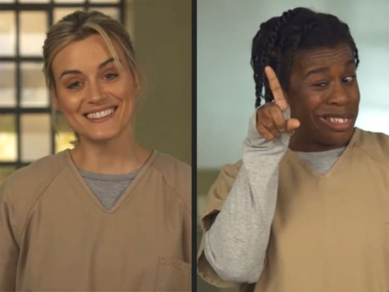 The Orange Is the New Black Cast Adds a Twist to the '12 Days of Christmas' (VIDEO)