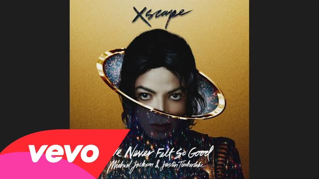 """""""Love Never Felt So Good"""" by Michael Jackson featuring Justin Timberlake"""