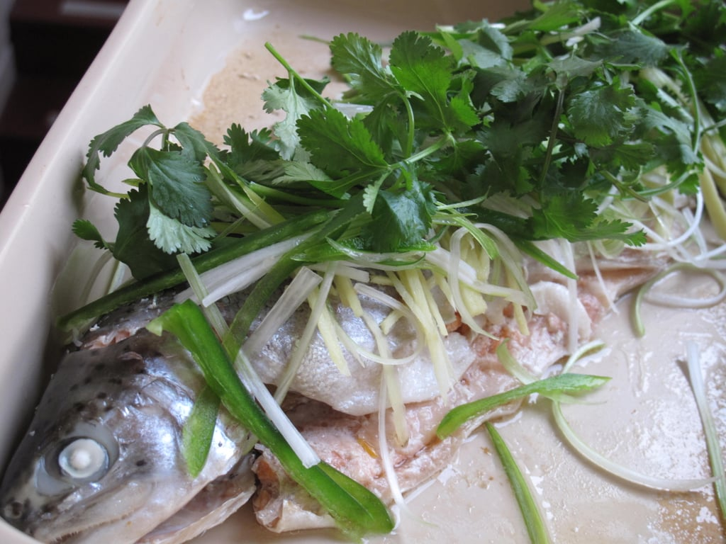 Photo Gallery: Chinese Fragrant Steamed Fish