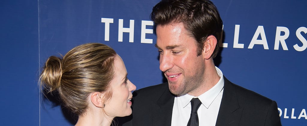 Emily Blunt Stuns on Her First Red Carpet Since Welcoming Daughter Violet