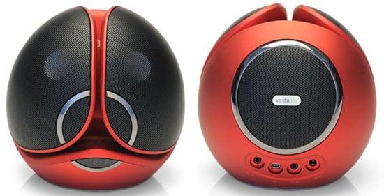 Vestalife's Firefly iPod/iPhone Speaker Dock Takes Home 2010 CES Innovation Award