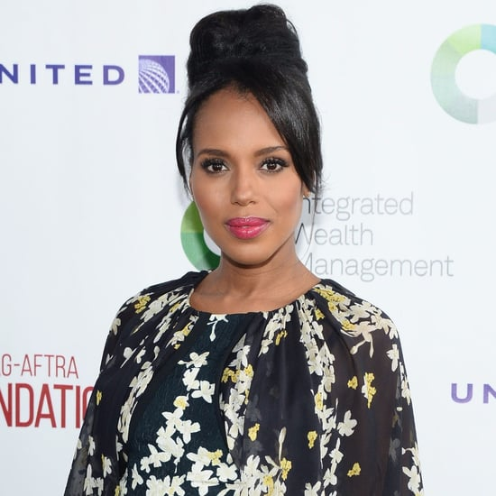 Kerry Washington Receives SAG Actors Inspiration Award 2016
