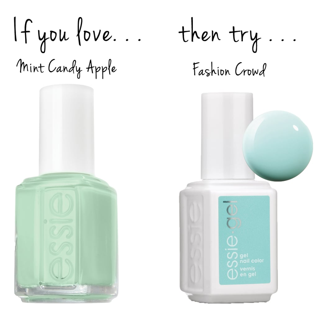 Mint Candy Apple = Fashion Crowd