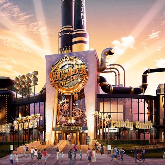 Universal Studios Toothsome Chocolate Factory Pictures