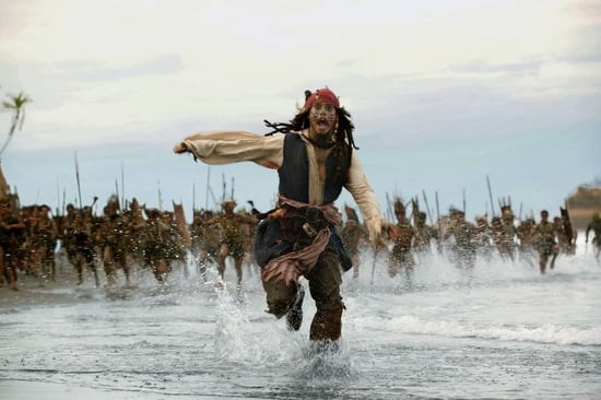 Oscar Nominee: Pirates of the Caribbean Dead Man's Chest for Art Direction