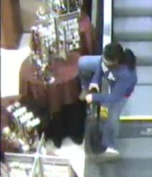 Department Store Escalator Fall