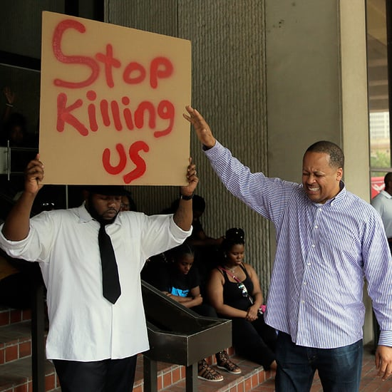 ACLU Files Lawsuit Against Baton Rouge Police Department Over Alton Sterling Protests