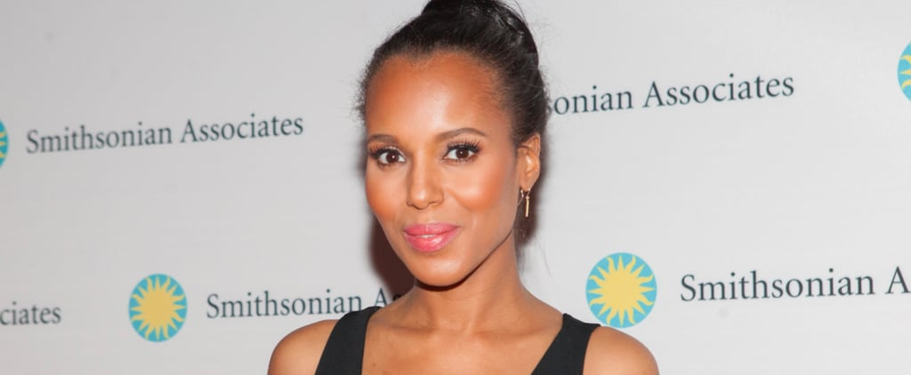 Kerry Washington Has an Empowering Message For Black Women on Feeling Beautiful
