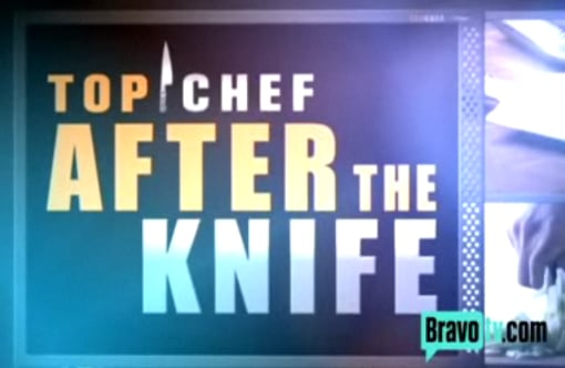 Introducing Top Chef After the Knife