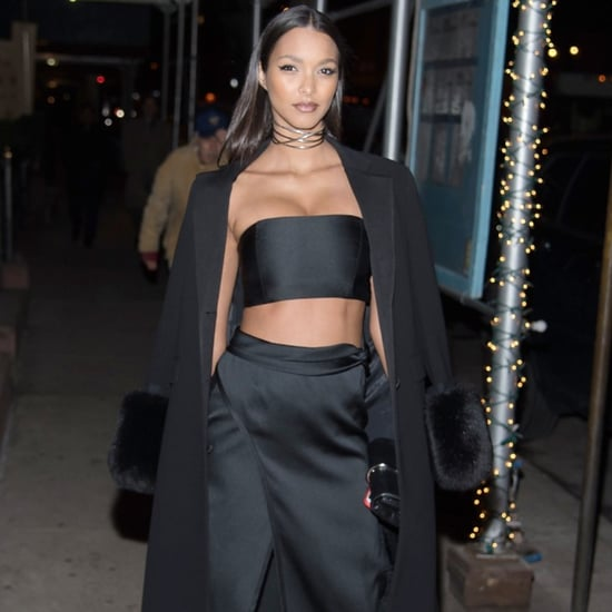 Lais Ribeiro at Empire Party March 2016